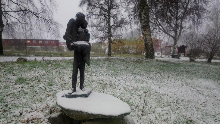 Skulpturen på Kristoffertunet