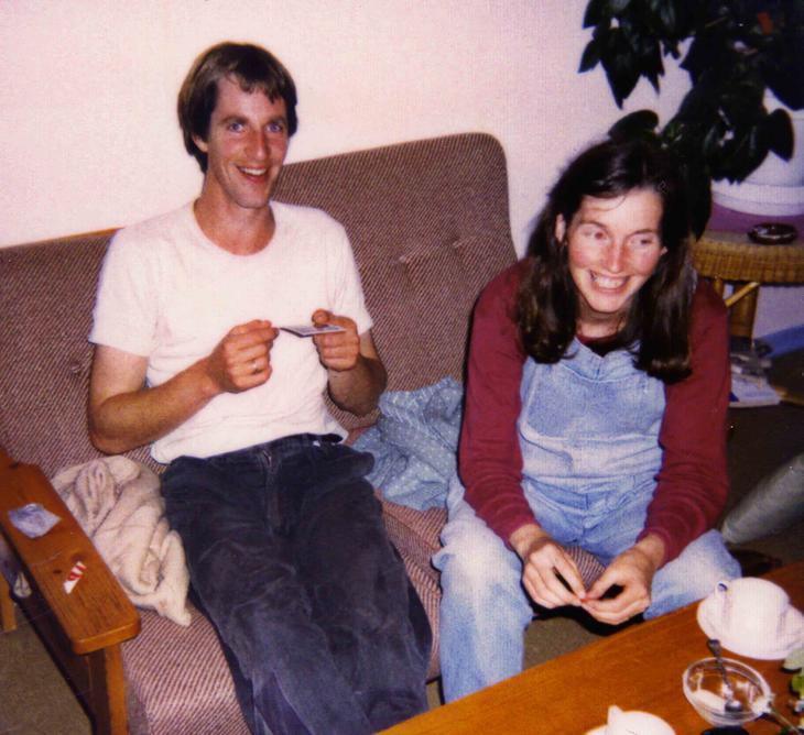 Daan og Hilde Ente