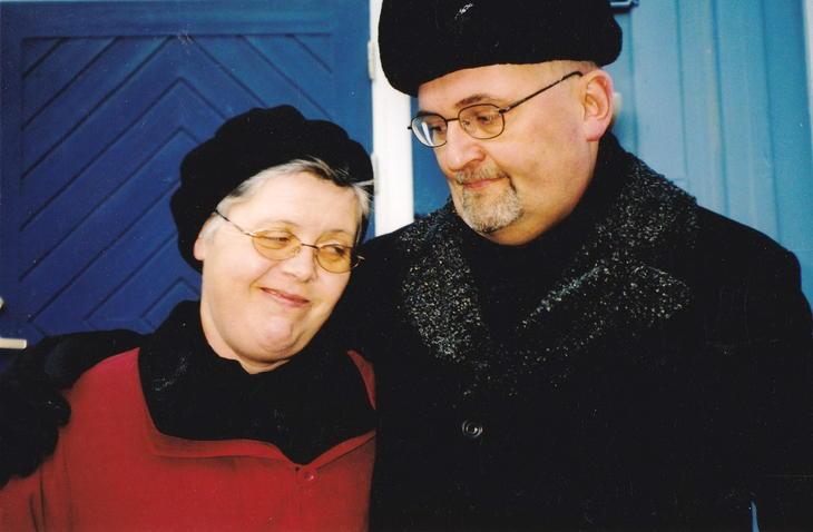 Berit Sunde og Torbjørn Ullereng